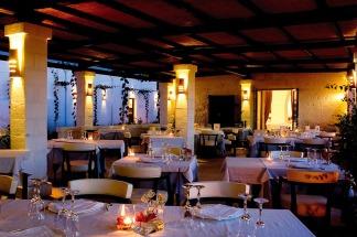 Restaurant Le Plame @ Torre Maizza
