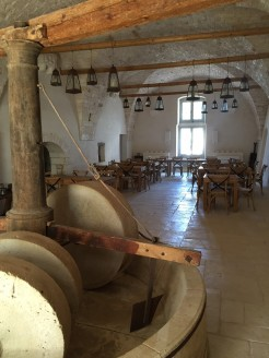 Masseria Le Carrube - The old mill
