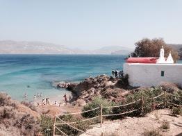 Agios Sostis - View from Kiki's Taver