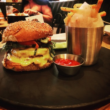 The Upland Burger