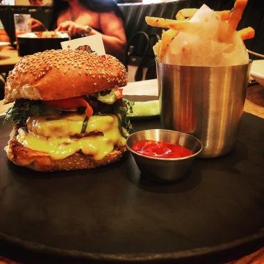 The Upland Burger